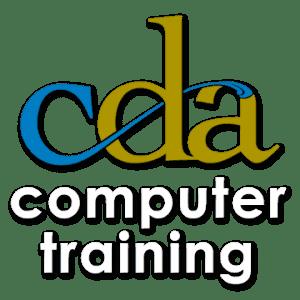 CDA Computer Training