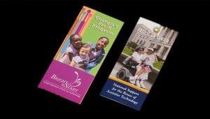 Trifold Brochure Portfolio