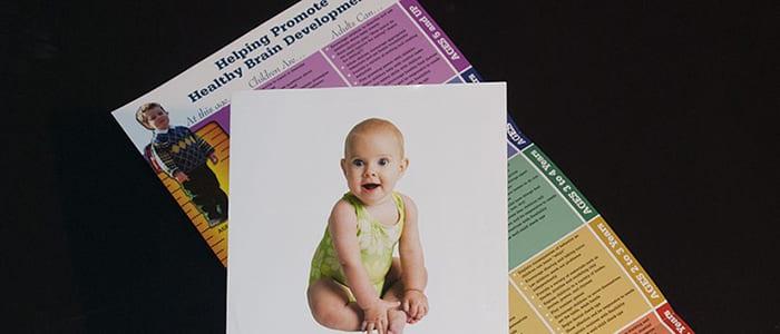 Oversize Brochures